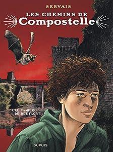 """Afficher """"(Contient) Les Chemins de Compostelle n° 4 Le Vampire de Bretagne - 4"""""""