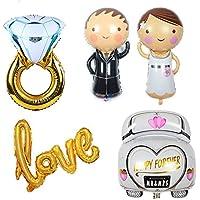 ... XL novio novio coche de novios anillo LOVE . ideales para la decoracion de tu boda, en cada mesa de invitador, en la de niños, en carrito de chuches ...