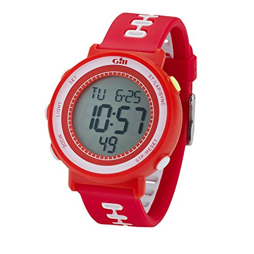 Gill Race Watch Timer Red W013 Colour - Red