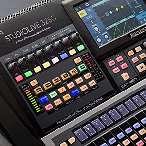 PreSonus Mixer StudioLive 32SC Subcompact 32 canali Digitale e interfaccia Audio USB