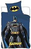 Batman Bettwäsche Kinder Bettwäsche 140x200 cm (un100)