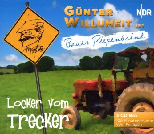 Preisvergleich Produktbild Günter Willumeit-Locker Vom Trecker