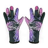 LayaTone Wetsuit Handschuhe Tauchhandschuhe Premium Neopren 2mm Surf-Handschuhe Fünf Finger für...