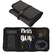 Veevan Portable Elettronica Accessori Travel Organizer Wrap Borse