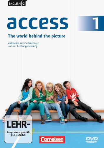English G Access - Allgemeine Ausgabe, Bd.1 : 5. Schuljahr, The world behind the picture, Video-DVD