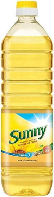 Sunny SunActive Oil, 750 ml