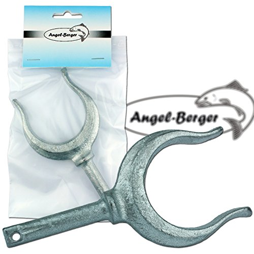 Angel Berger Rudergabel Ruderdolle ohne Bolzen