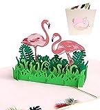 Deesos Muttertagskarte,Papier Spiritz Muttertag,Geburtstagskarte für Mama Special, 3D Pop-up-Grußkarte mit schönen Papier-Cut, Bestes Geschenk für Mama Geburtstag, inklusive Umschlag