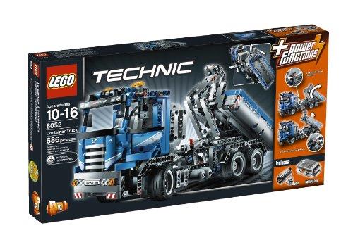 LEGO-Technic-Container-Truck-8052