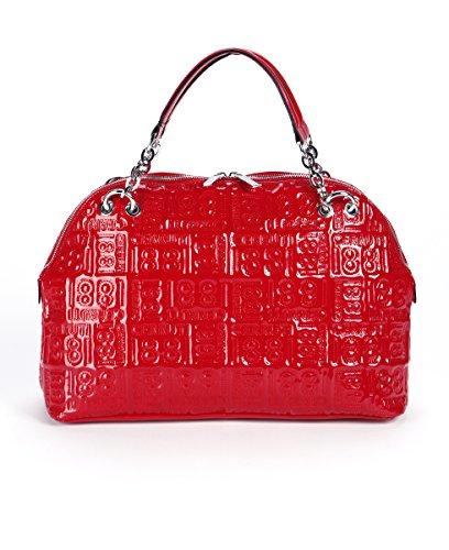 cerruti-1881-borsetta-da-polso-donna-rosso-rosso