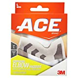 Best Ace Back Braces - 3M Ace Knitted Elbow Support, Large Review