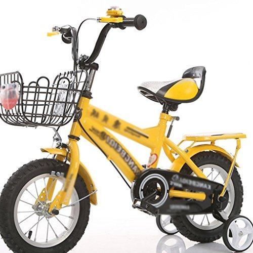 &Kinderwagen Kinder Fahrrad Kinderwagen Fahrrad Kind Baby Mountainbike (Farbe : 2#, größe : D)