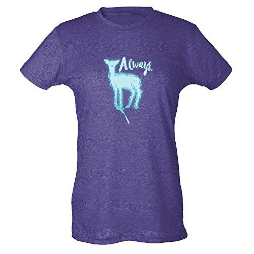 Pop Threads Always. Doe Patronus Movie Womens T-Shirt by