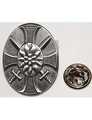 Corps régiment des Épées acier blanc L anstecker L insigne L Objets Militaires broches 398