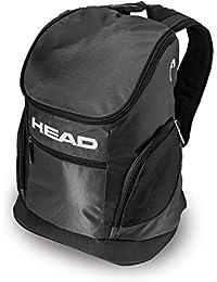 Head Training Backpack 33 - Mochila Unisex, Color Negro