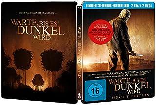 Warte, bis es dunkel wird (Uncut) - Steelbook (Limited Edition inkl. Der Umleger auf 4 Discs) [2 DVDs + 2 Blu-rays] (exklusiv b