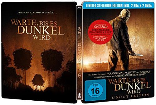 wird (Uncut) - Steelbook (Limited Edition inkl. Der Umleger auf 4 Discs) [2 DVDs + 2 Blu-rays] (exklusiv bei Amazon.de) (Halloween Auf Blu-ray)