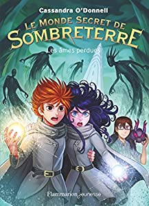 "Afficher ""Le Monde secret de Sombreterre n° 3 Les Ames perdues"""