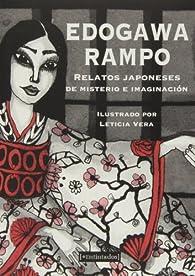 Relatos japoneses de misterio e imaginación par  Edogawa Rampo