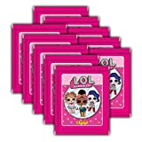 Panini De l.o.l. Surprise stickerko llektion–10Booster Paquetes