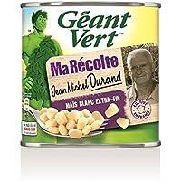 Géant Vert Maïs blanc extra-fin La boite de 285g - Prix Unitaire - Livraison Gratuit Sous 3 Jours