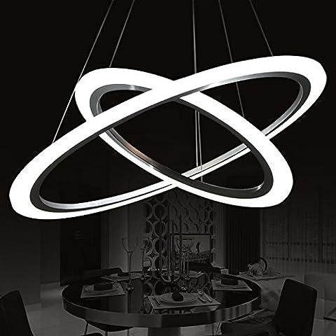 ZHGI Postmodernen créative Mode 8Star Universe est artistique/ salon Esszimmer Kronleuchter Einspritzstrahls 200/300/400/500/600/700/800 mm , Single Loop 50 cm