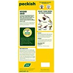 Peckish Nyjer Bird Seed for Wild Birds, 2 kg 6
