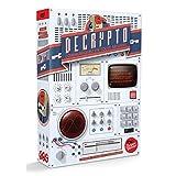 Scorpion Masque Kryptographie Gesellschaftsspiel, Lsm-070 (französische Version)