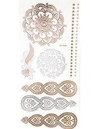 tatouage ephemere bijoux. Black Bedroom Furniture Sets. Home Design Ideas