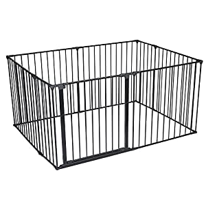 Safetots Play Pen (Black, 105 x 144 cm)   10