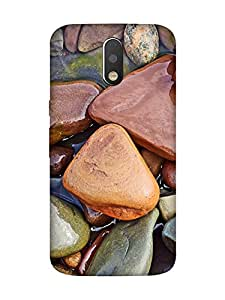 High Quality Printed Designer Back Cover For Moto G4 Plus