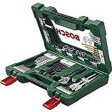 Bosch 2607017309 Bohrer-/Bit-Set V-Line 83-teilig