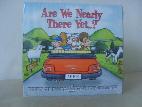 Are We Nearly There Yet Collection Of 5 Audio CD Books