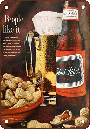 1963-carling-black-label-beer-vintage-look-reproduction-metal-sign