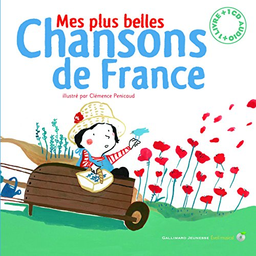 Mes plus belles chansons de France (1CD audio) par Collectif