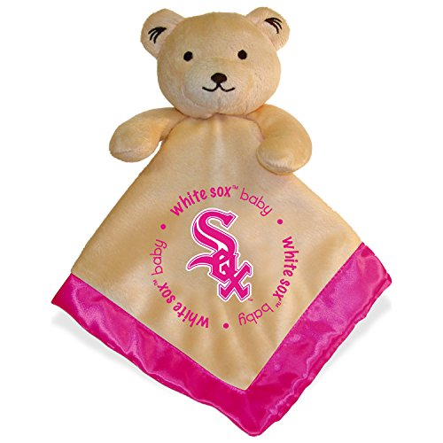 Baby Fanatic Security Bear Blanket, Chicago White Sox
