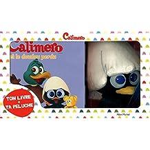 Caliméro et le doudou perdu : Avec 1 peluche et 1 livre (Calimero)