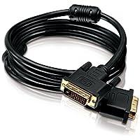 HDSupply DVI Dual Link cavo nero