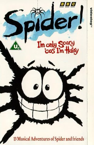 spider-im-only-scary-cos-im-hairy-vhs