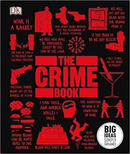 The Crime Book (Big Ideas) por Peter James