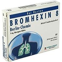 BROMHEXIN 8 Berlin Chemie überzogene Tablet 20 St preisvergleich bei billige-tabletten.eu