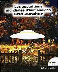 Les apparitions mondiales d'humanoïdes