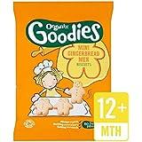 Goodies Organix Mini-Hommes En Pain D'Épice Célibataires 25G - Paquet de 2