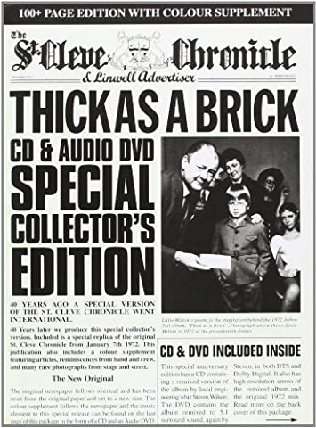 Jethro Tull Thick As A Brick - Thick As a