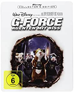 G-Force - Agenten mit Biss - Steelbook [Blu-ray] [Collector's Edition]