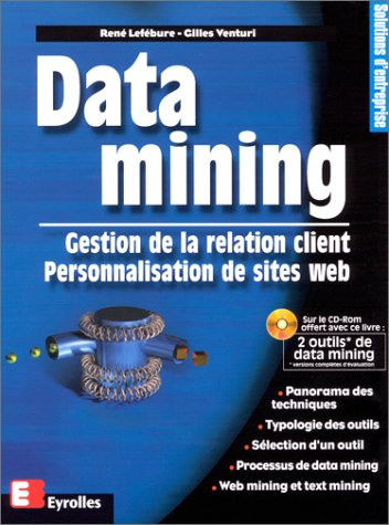 Data Mining par René Lefébure, Gilles Venturi