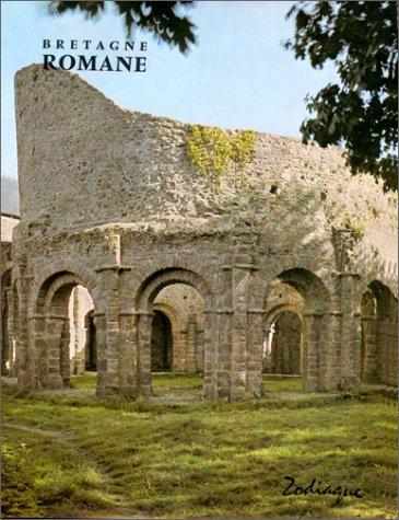 Bretagne Romane par Louise-Marie Tillet