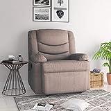@home by Nilkamal Era Single Seater Recliner (Beige)