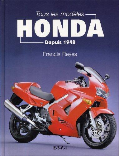 Tous les modèles Honda : Depuis 1946