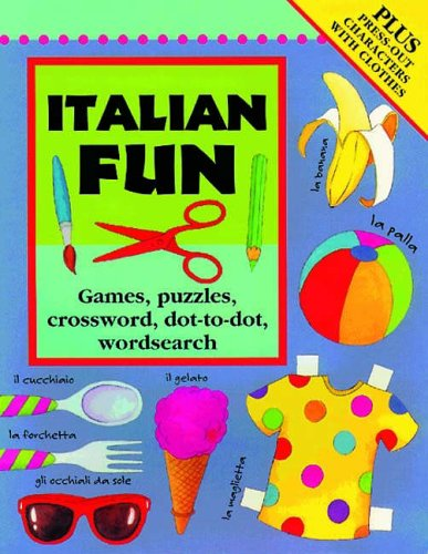 Italian Fun: Language Activity Book